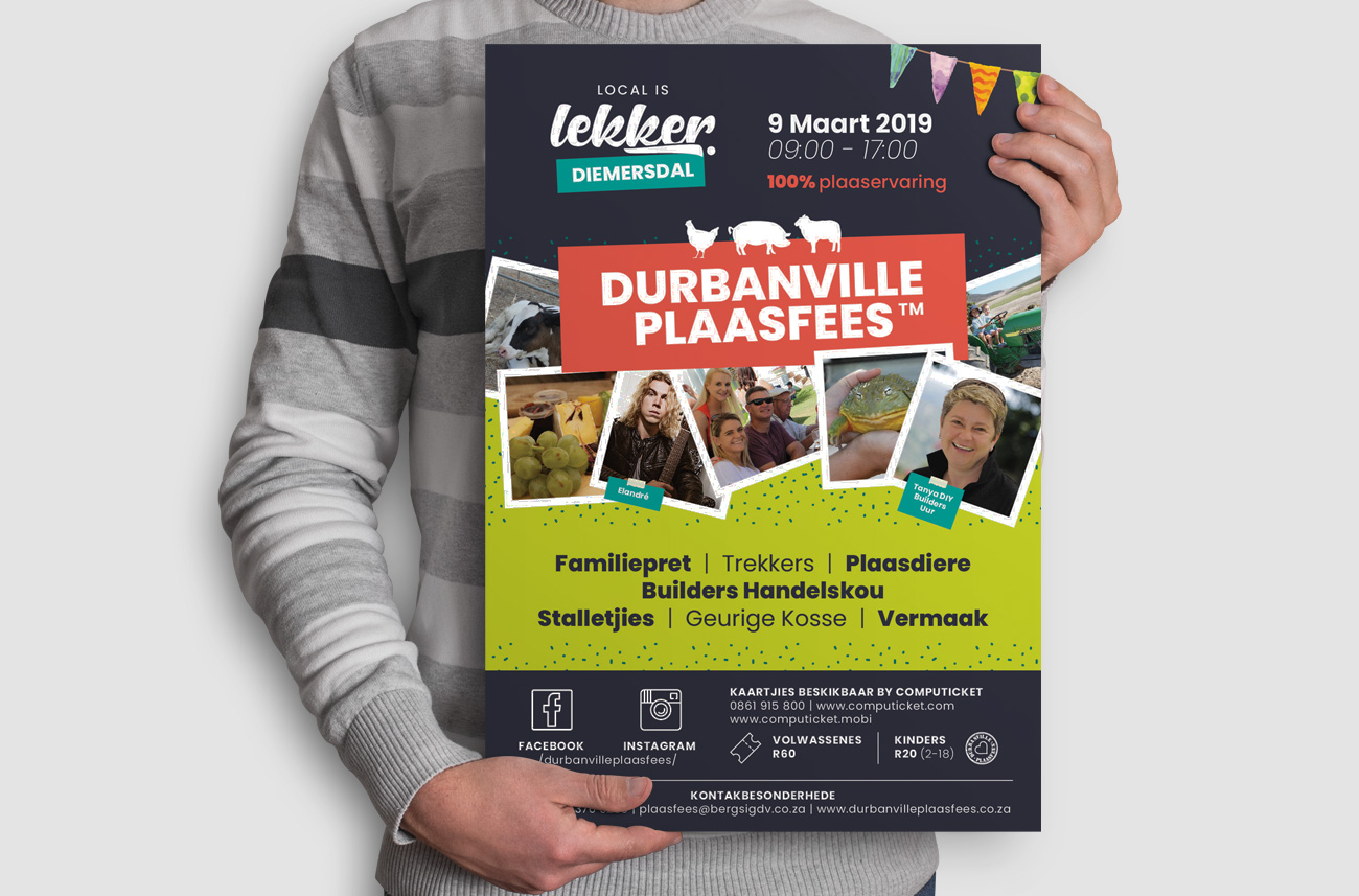 Completion of the Durbanville Plaasfees Facebook advertising campaign.